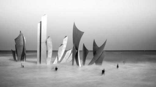 Christoph Ackermann, Omaha Beach