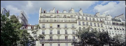 Andreas Beetz, Paris, XPan FujiPrint400