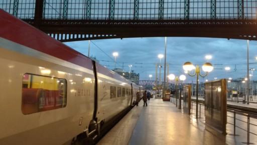 Dorothea Trebesius, Gare du Nord, Paris
