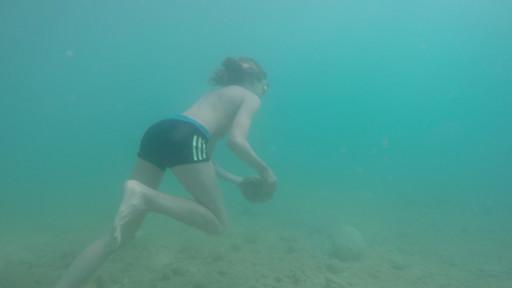 Unterwasserathletik, Lac desainte-croix