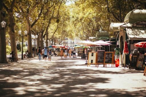 Hannah Görges, Straßenszene, Toulouse