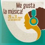 Me gusta la musica!