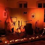 Konzert im Wohnzimmer