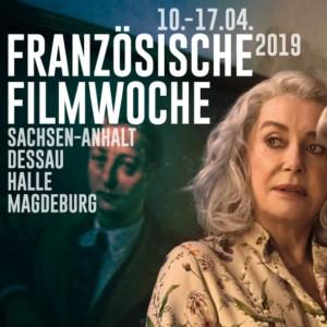 Logo Französische Filmwoche