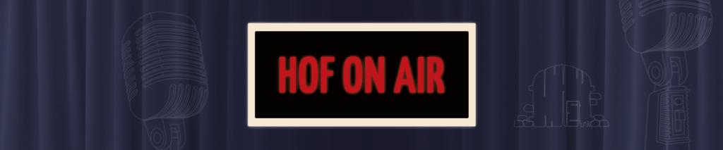 Hof On Air Logo