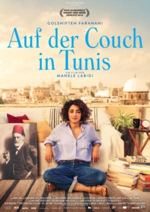 Auf der Couch in Tunis … FILMPREVIEW / FRANKO.FOLIE! 2020