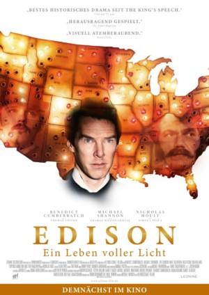 Edison – Ein Leben voller Licht