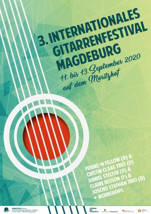 3. Internationales Gitarrenfestival Magdeburg