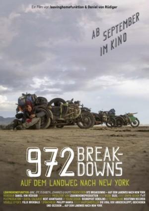 972 Breakdowns – Auf dem Landweg nach New York