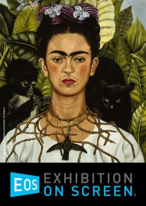 Frida Kahlo … Exhibition on Screen