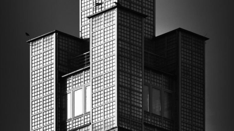 Albin-Müller Turm in Magdeburg. Foto von Steffen Ebert, Ausstellung geplant 2021