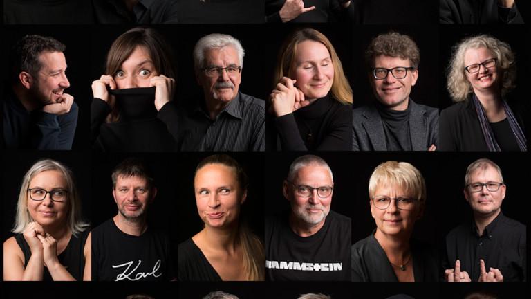 Weggefährten, Foto von Thomas Gruner, Ausstellung geplant 2021