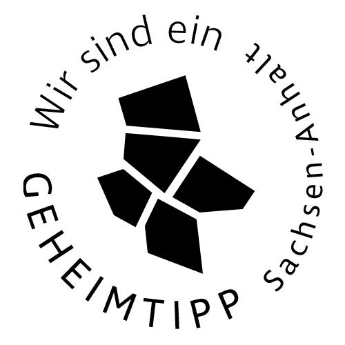 Logo Geheimtipp Sachsen-Anhalt