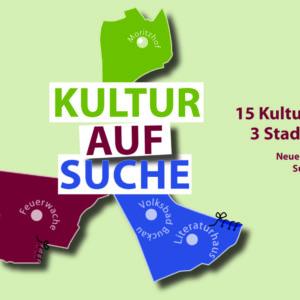 Logo Kultur Auf Suche