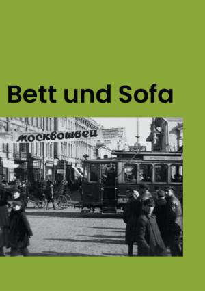 Bett und Sofa … MoVi