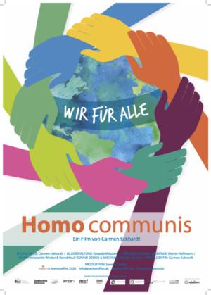 Homo communis – wir für alle … OPEN AIR FILM & GESPRÄCH