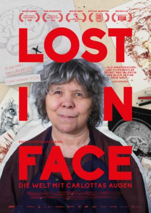 Lost in Face – Die Welt mit Carlottas Augen … FILM & GESRPÄCH